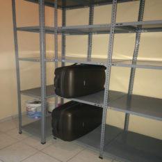 Otel raf sistemleri
