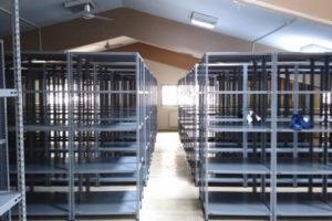 metal çelik raf sistemleri
