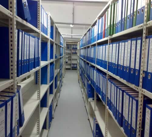 Arşiv raf sistemleri